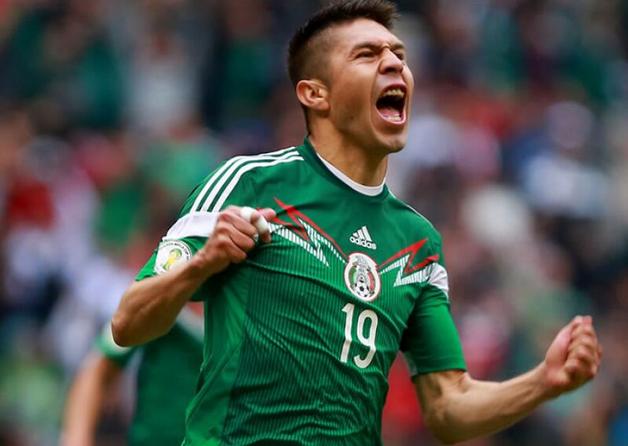 Peralta, uno dei giocatori più in forma del Messico