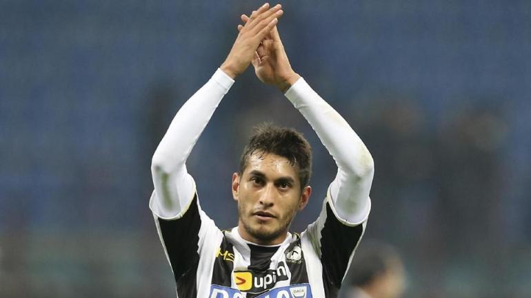 Roberto Pereyra primo obiettivo della Juventus