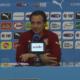 Cesare Prandelli parla in conferenza stampa dal ritiro di Mangaratiba