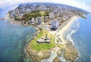 Una splendida immagine di Salvador de Bahia