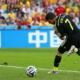 Villa segna contro l'Australia il suo ultimo gol con la Nazionale spagnola