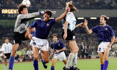 Zenga portiere dell'Italia incompiuta del Mondiale '90.