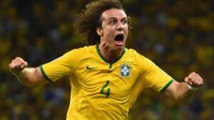 David Luiz, difensore del Brasile