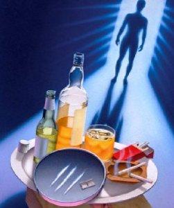 La fragilità dei giovani in alcol e droga