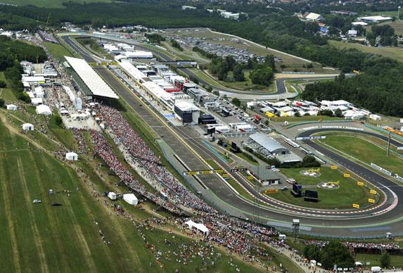 Il tracciato dell'Hungaroring ospiterà, dal 25 al 27 Luglio 2014, l'11^prova del Mondiale di Formula 1