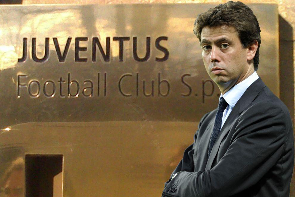 Andrea Agnelli, presidente della Juventus