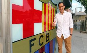 Claudio Bravo, sfida con Ter Stegen per la porta del Barça