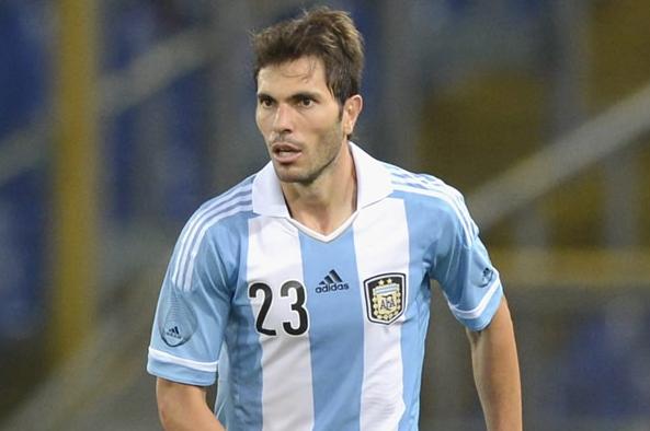 Josè Basanta, difensore argentino a un passo dalla Fiorentina.
