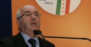 Carlo Tavecchio, candidato alla presidenza della FIGC