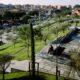 """""""Collina della Pace"""" il parco dove sorgerà il primo murales antimafia di Roma"""