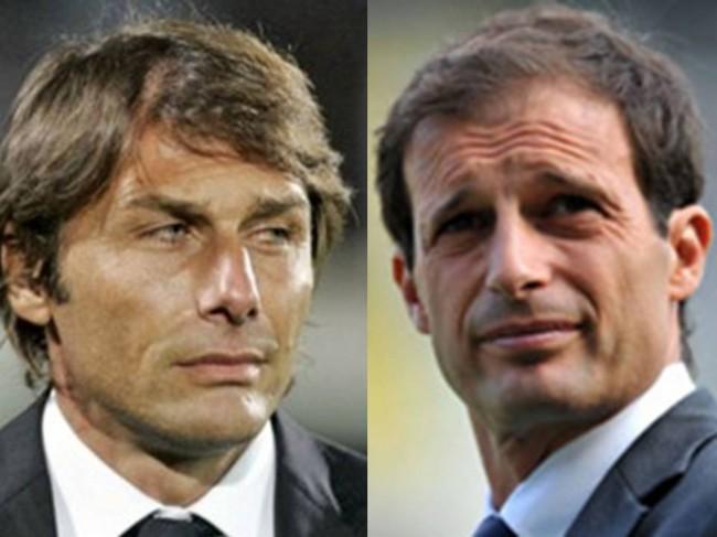 Conte e Allegri, il vecchio e il nuovo della Juventus