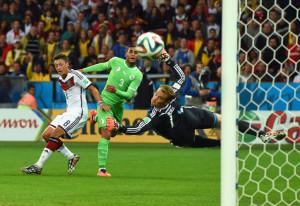 Germania-Algeria 2-1: Neuer e Ghoulam i migliori in campo
