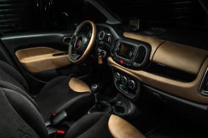 Fiat 500l living interni