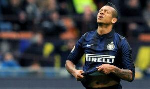 Guarin deludente in casa Inter.