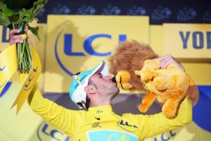 Tour de France: Vincenzo Nibali consolida la maglia gialla