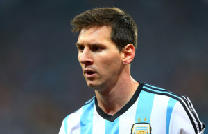 Germania-Argentina 1-0: Messi deludente