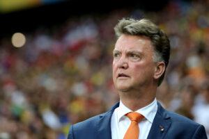 Louis Van Gaal era all'ultima partita da Ct dell'Olanda