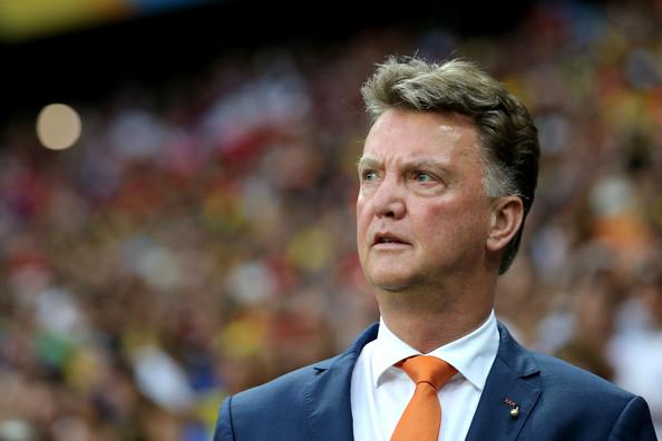 Van Gaal, tecnico del Manchester United, in difficoltà nel trovare un equilibrio per la propria squadra