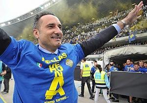 Maurizio Setti, il presidente che ha riportato l'Hellas Verona in serie A