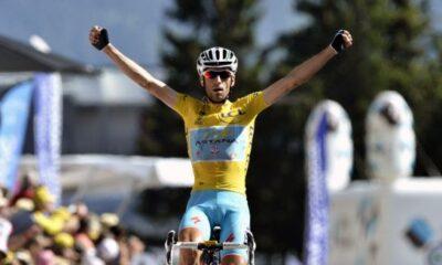 Vincenzo Nibali, niente Giro d'Italia nel 2015