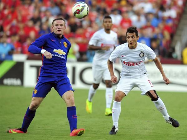 Sconfitta ai rigori per l'Inter contro il Manchester United.