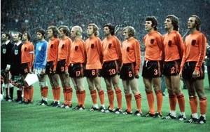 La grande Olanda del 1974 che incantò il mondo con il suo calcio totale