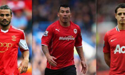 Osvaldo, Medel e Hernandez