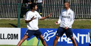 Ranocchia e Vidic, leader difensivi della nuova Inter
