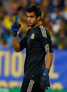 L'argentino Romero non resterà alla Sampdoria