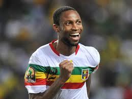 Seydou Keita, 88 presenze e 24 reti con la nazionale del Mali