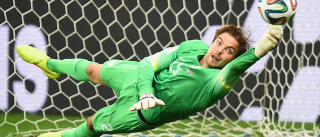 Tim Krul, SportCafe24