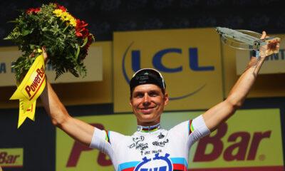 Tony Martin è il favorito nella decima tappa della Vuelta