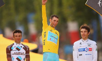 Tour de France: Vincenzo Nibali conquista la maglia gialla