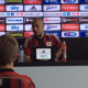 Alex presentato alla stampa come nuovo giocatore del Milan