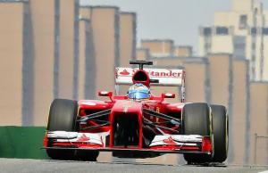 Alonso torna sul podio nel Gp d'Ungheria