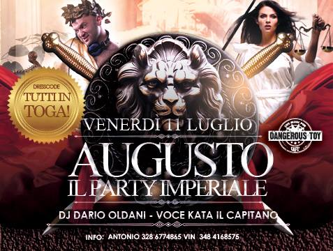 Augusto il party imperiale