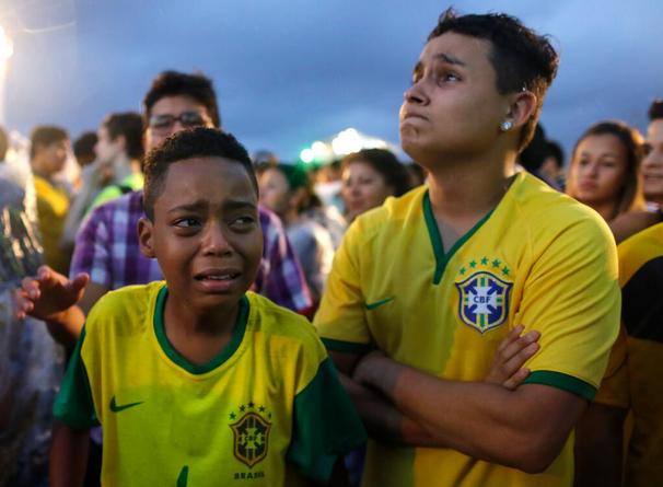 bambini piangono