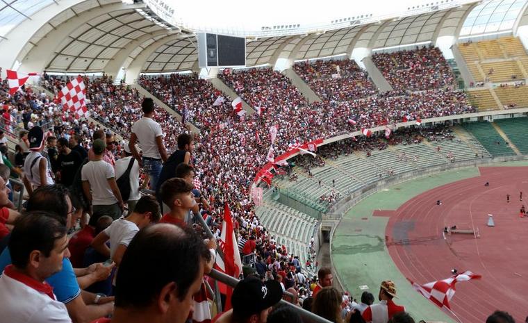 Bari-Marsiglia 1-1 in amichevole