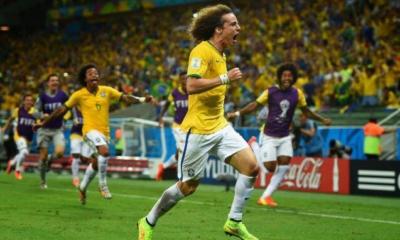 David Luiz, dovrà fronteggiare i panzer della Germania