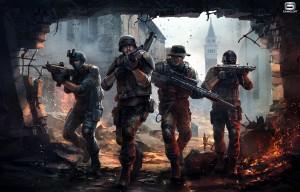 Modern Combat ci offre quattro classi su cui fare affidamento