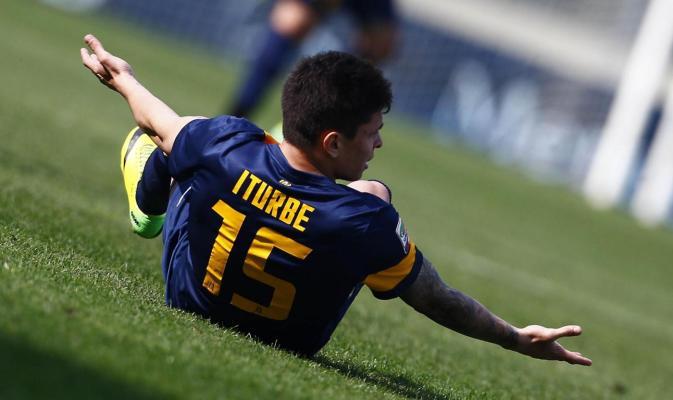 Juan Iturbe, a un passo dalla firma con la Juventus
