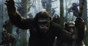 Apes Revolution, Il pianeta delle scimmie, 2014