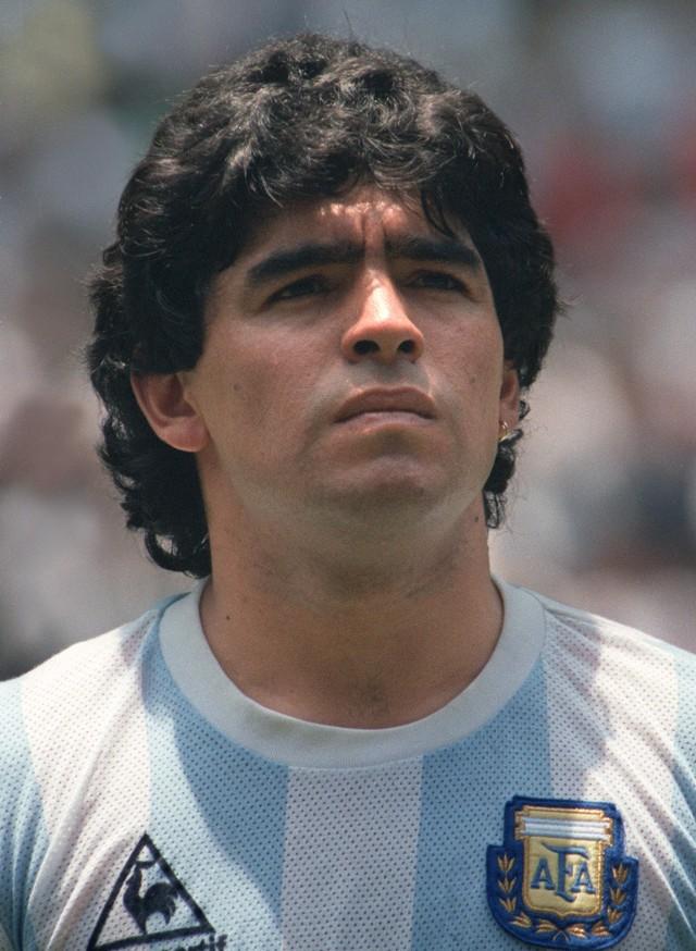 Diego Armando Maradona, il più forte calciatore di tutti i tempi