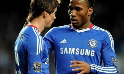 Drogba-Torres, insieme ai tempi del Chelsea