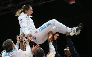 Scherma: Rossella Fiamingo, Campionessa mondiale a Kazan