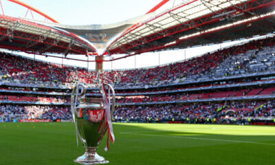 Riparte la Champions League