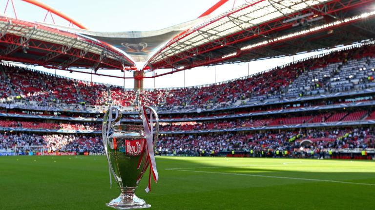 Riparte la Champions League