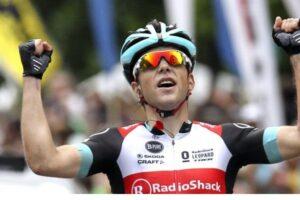 Tony Gallopin ha vinto l'undicesima tappa del Tour de France