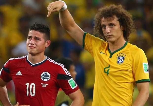Colombia e Belgio vengono eliminate ai quarti di finale contro le due sud Americane
