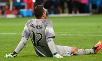 """Scolari e Julio Cesar del Brasile chiedono scusa: """"Ci assumiamo le nostre responsabilità"""" Mondiali"""